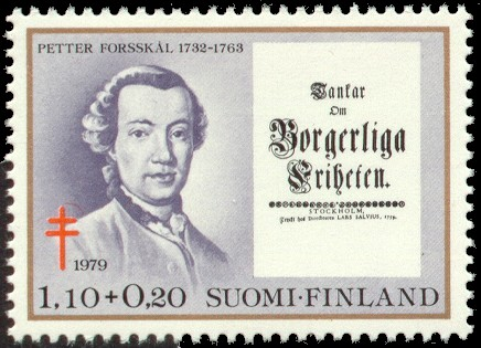 The Legacy of Peter Forsskål: 250 Years of Freedom of Expression