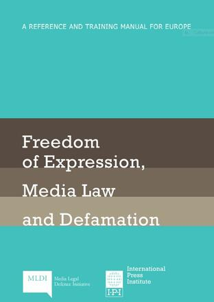 freedom of expression media law and defamation a training manual rh rcmediafreedom eu legal manuscript change legal annual leave entitlement