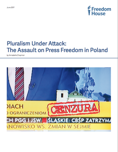Pluralism under attack: the assault on press freedom in Poland