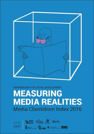 Measuring media realities. Media Clientelism Index 2016
