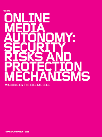 Online Media Autonomy: Security Risks and Protection Mechanisms. Walking on the Digital Edge