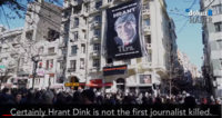 Commemoration for Slain Journalist Hrant Dink and State of Press Freedom in Turkey in 2018