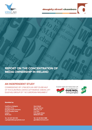 Concentration of Media Ownership in Ireland