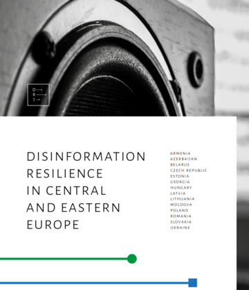 DRI - Disinformation Resilience in Central and Eastern Europe