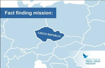 Fact-finding mission to Czech Republic, 7th-8th October 2019