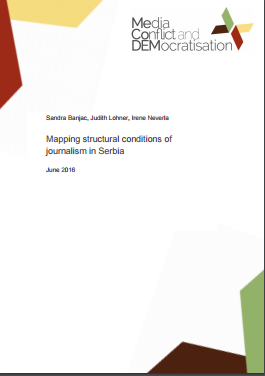 Mapping structural conditions of journalism in Serbia