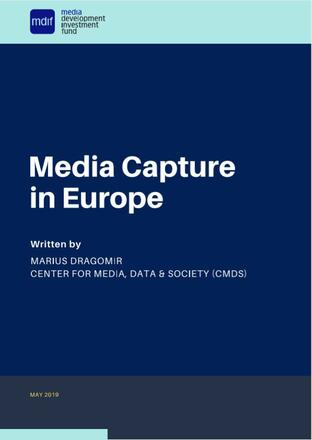 Media Capture in Europe