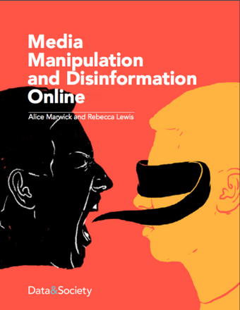 Media manipulation and disinformation online
