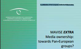 Media ownership: towards Pan-European groups?