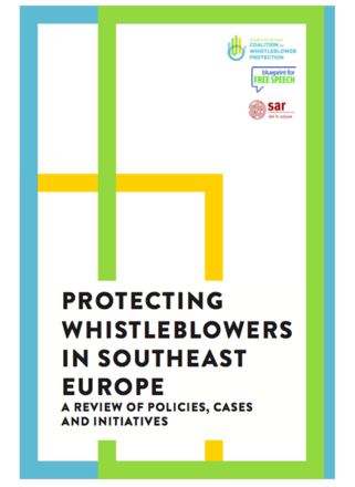 Protecting Whistleblowers in Southeast Europe. A review of policies, cases and initiatives