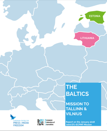Report about media situation in Estonia and Lithuania