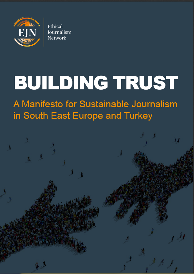 A Manifesto for Sustainable Journalism in South East Europe and Turkey