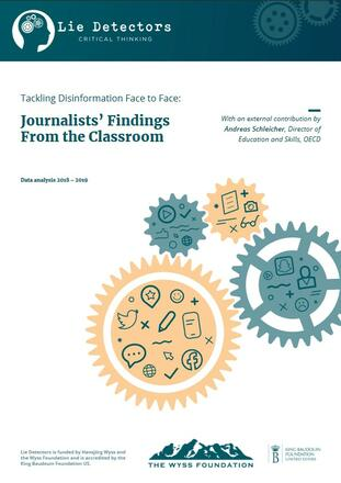 Tackling Disinformation Face to Face: Our Journalists' Findings From the Classroom